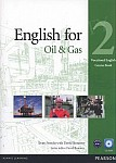 English for Oil Industry 2 Coursebook plus Audio CD