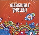 Incredible English 4 (2nd edition) Class CD (3)