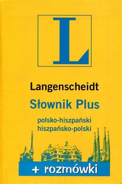 Słownik PLUS pol-hiszp-pol +rozmówki