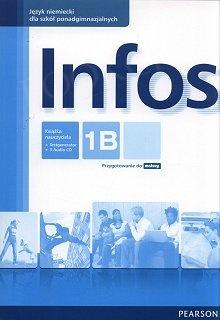 Infos 1B książka nauczyciela