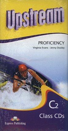 Upstream Proficiency C2 Class Audio CDs (set of 6)