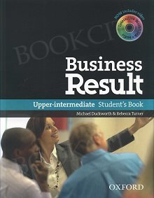 Business Result Upper-Intermediate podręcznik