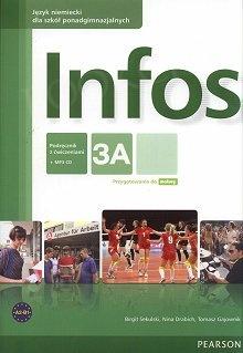 Infos 3A Podręcznik z ćwiczeniami + CD MP3