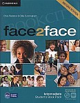 face2face 2nd Edition Intermediate Student's Book with DVD-ROM and Online WB