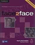 face2face 2nd Edition Upper-Intermediate książka nauczyciela