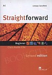 Straightforward 2nd ed. Beginner Class CD