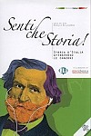 Senti che Storia książka + CD