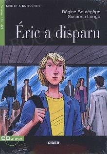 Éric a disparu Livre + CD
