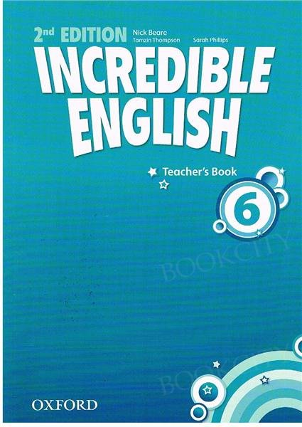 Incredible English 6 (2nd edition) Teacher's Book