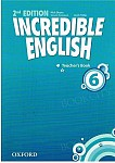 Incredible English 6 (2nd edition) książka nauczyciela