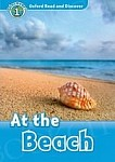 At the Beach Book with Audio CD Pack