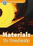 Materials To Products Book with audio CD