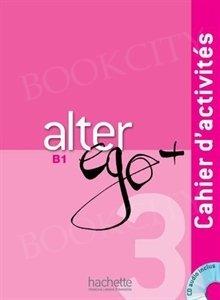 Alter Ego+ 3 Ćwiczenia + CD-Rom