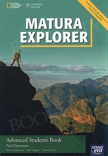 Matura Explorer 5 Advanced podręcznik