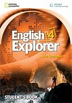English Explorer 4 Podręcznik + MULTI-ROM (angielska edycja)