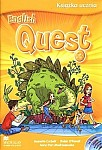 English Quest 3 (reforma 2017) Class CD