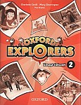 Oxford Explorers 2 Zeszyt ćwiczeń