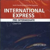 International Express 3Ed Pre-Intermediate Class Audio CDs (2)
