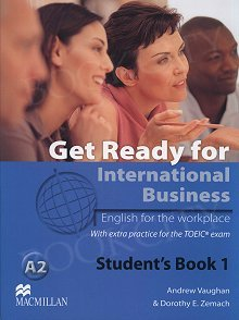Get Ready for International Business 1 (TOEIC) podręcznik