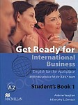 Get Ready for International Business 1 (TOEIC) Książka ucznia