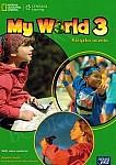 My world 3 (WIELOLETNI) Podręcznik z płytami CD-Audio