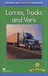 Lorries, Trucks and Vans Level 2 Book