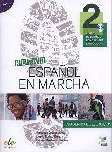 Nuevo Espanol en marcha 2 ćwiczenia