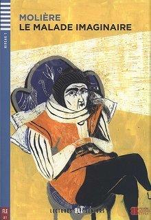 Le Malade imaginaire Książka + CD