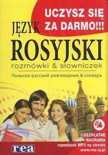 Język rosyjski. Rozmówki i słowniczek