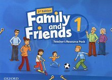 Family and Friends 1 (2nd edition) Teacher's Resource Pack