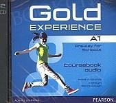 Gold Experience A1 Class Audio CDs