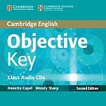 Objective Key (2nd Edition) Class Audio CDs (2)