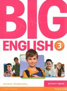 Big English 3 ćwiczenia