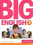 Big English PLUS 3 ćwiczenia