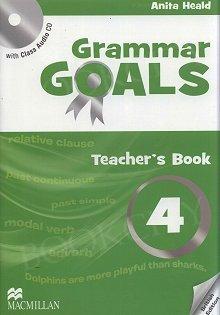 Grammar Goals 4 książka nauczyciela