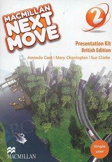 Macmillan Next Move 2 DVD-ROM