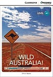 Wild Australia! (poziom A1) Book with Online Access