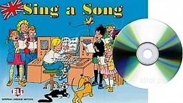 Sing a song Książka+CD