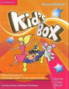 Kid's Box Starter (Updated 2nd Ed) Teacher's Resourse Book + Online Audio