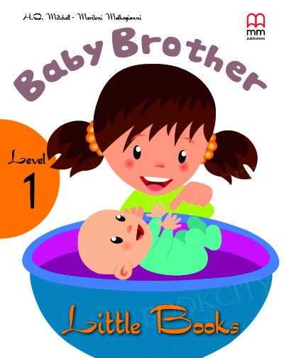 Baby Brother Book with CD
