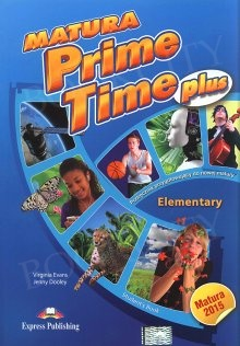 Matura Prime Time Plus Elementary Class & Workbook Audio CDs(3)