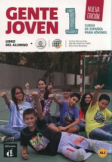 Gente Joven 1  Nueva Edición podręcznik