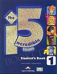 The Incredible 5 Team 1 Student's Pack (Student's Book + interactive eBook)
