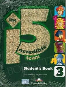 The Incredible 5 Team 3 Student's Pack (Student's Book + interactive eBook)