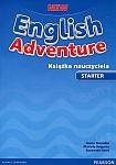 New English Adventure Starter książka nauczyciela
