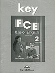 FCE Use of English 2 Answer Key