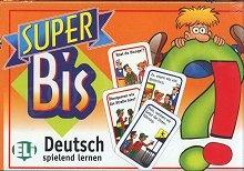 Super Bis-Deutsch Gra językowa z polską instrukcją i suplementem