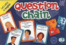 Question Chain Gra językowa z polską instrukcją i suplementem