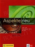 Aspekte NEU B1+ Lehr- und Arbeitsbuch mit Audio-CD Teil 2