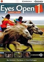 Eyes Open 1 podręcznik